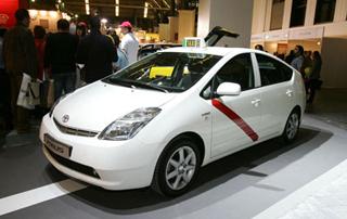 Convocatoria de subvenciones para la adquisición de vehículos con bajas emisiones destinados al servicio de autotaxi para el año 2013