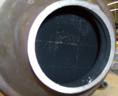 reparación del filtro de partículas DPF