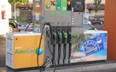 AYUDAS TRANSFORMACIÓN DE VEHÍCULOS GASOLINA AUTO-GAS (GLP) 2018