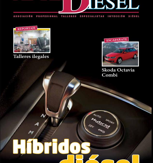 Reportaje de Talleres Cuenca en revista APTEID